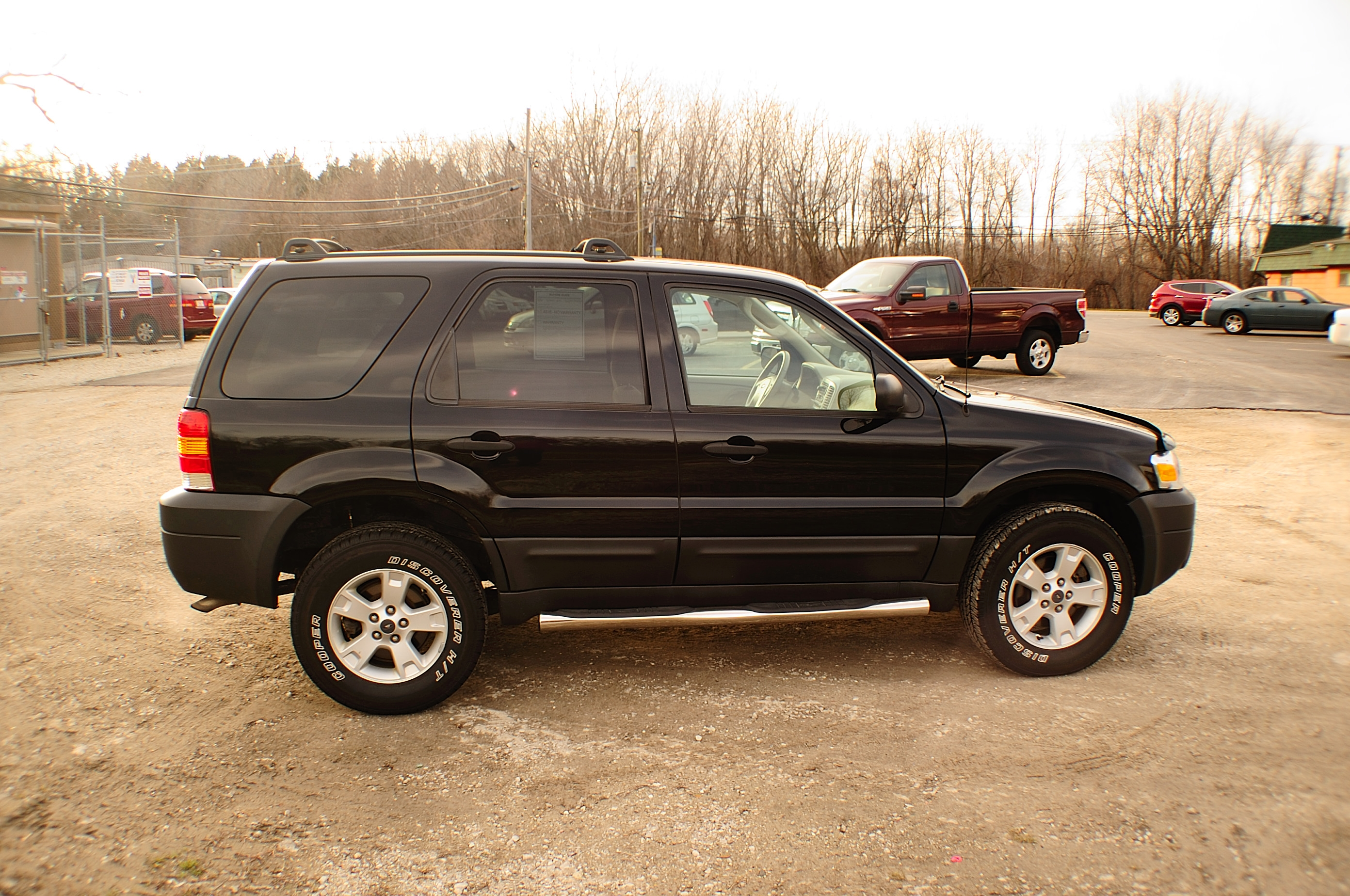 Ford Escape XLT X Black SUV Sale - 2005 escape