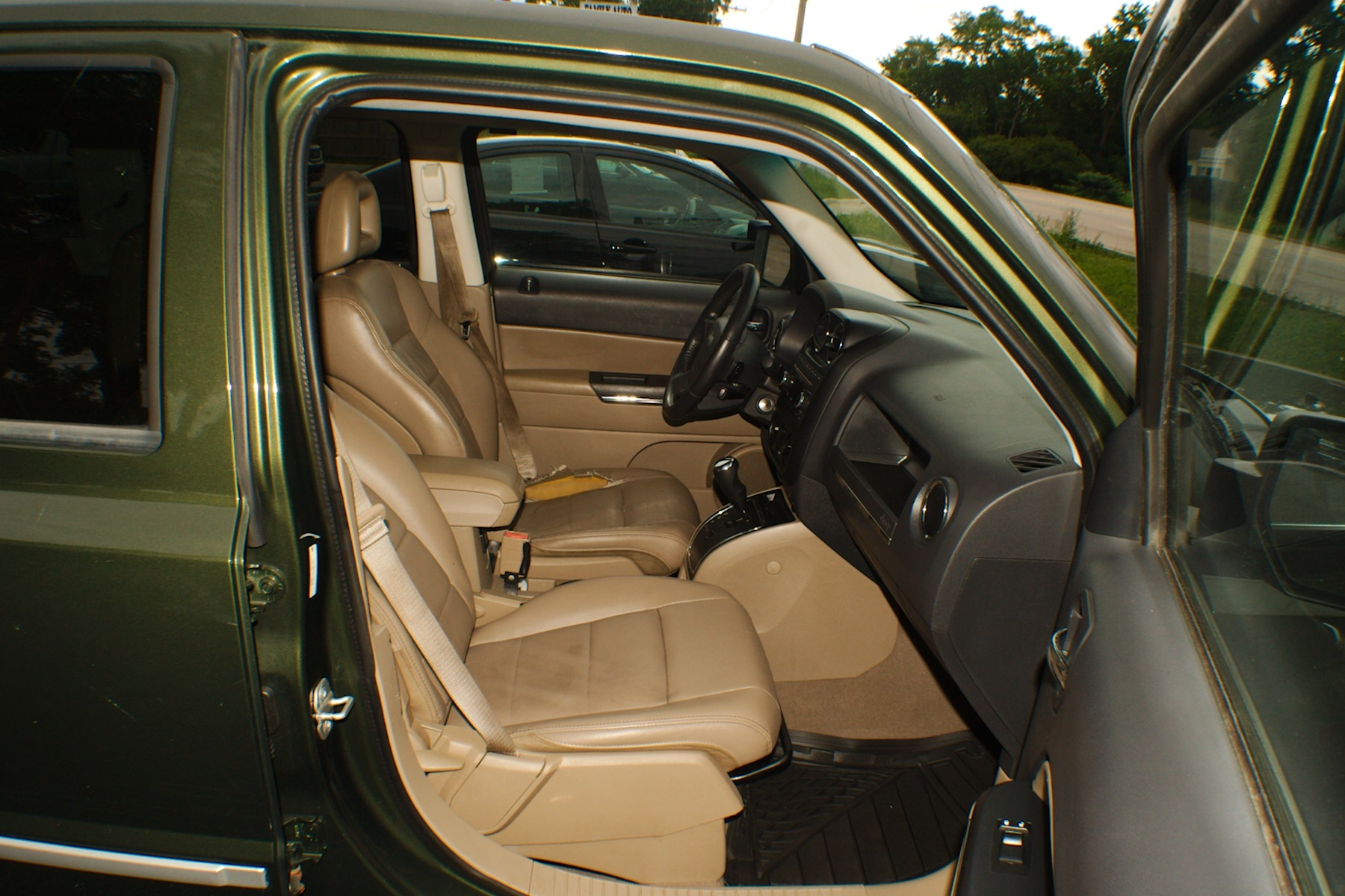 2009 Jeep Patriot 4x4 Limited Green Used SUV Sale Lake Villa Lake Zurich Lakemoor Milwaukee
