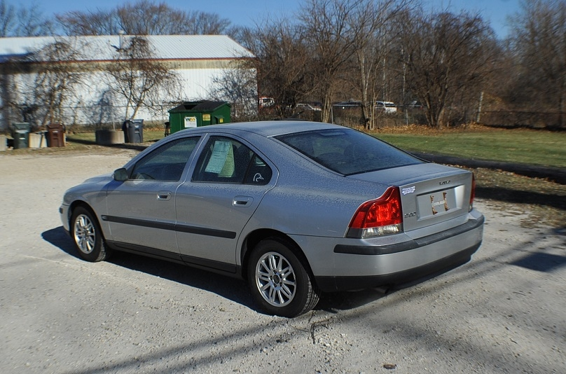 2004 Volvo S60 Silver Used Sedan Car Sale Fox River Grove Grayslake Volo