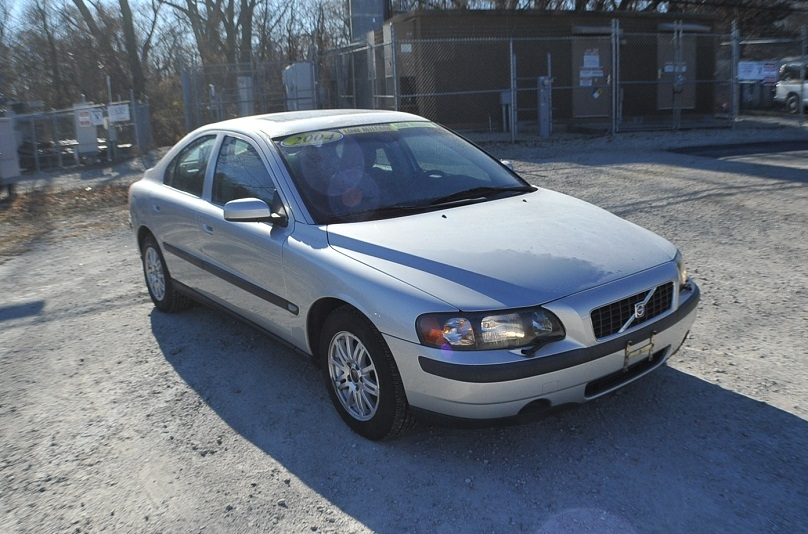 2004 Volvo S60 Silver Used Sedan Car Sale Beach Park Buffalo Grove Deerfield Fox Lake