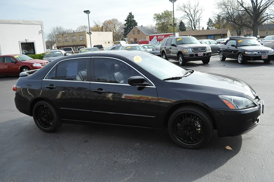 accord black in black