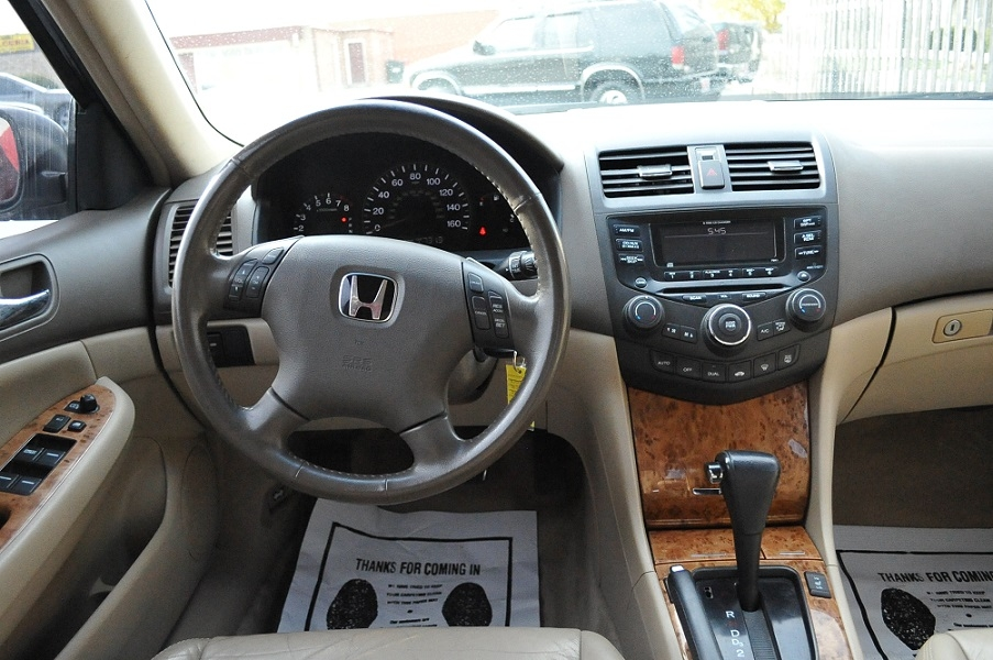 2011 Honda Accord For Sale >> 2005 Honda Accord EX Black Sedan Car Sale