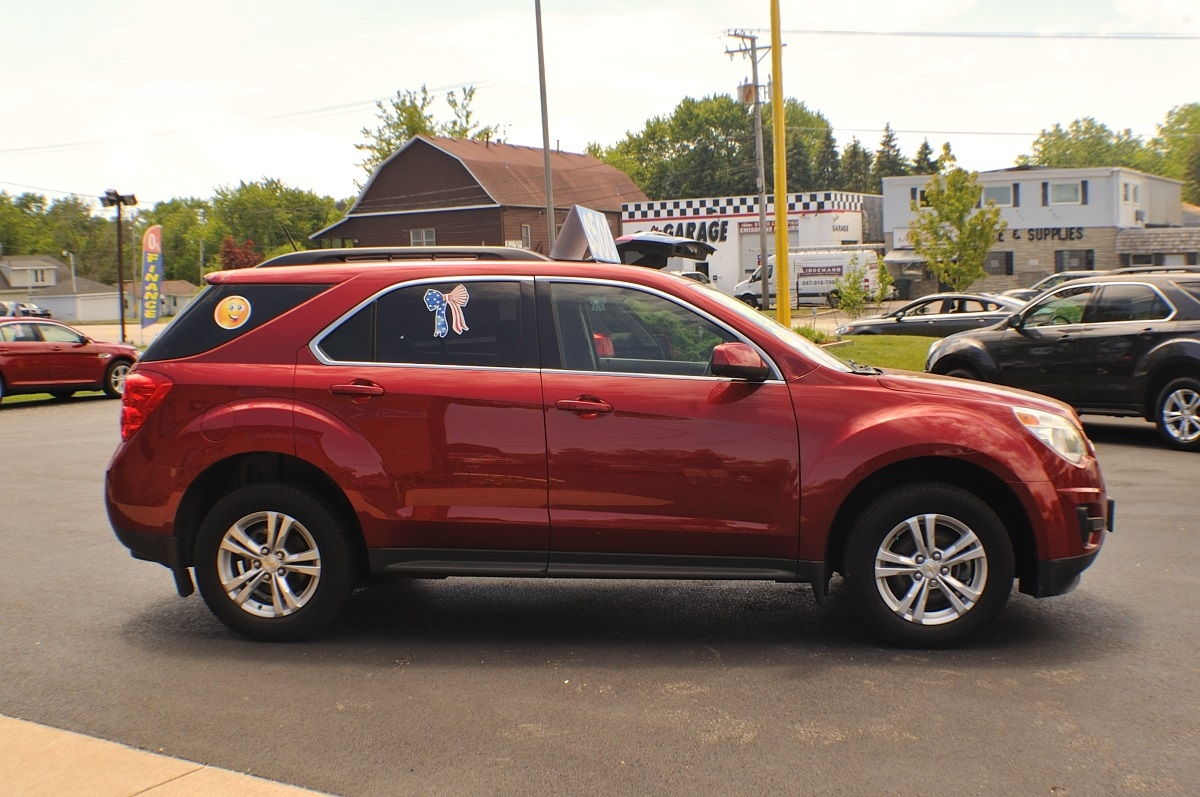 2014 chevrolet equinox lt red used suv sale. Black Bedroom Furniture Sets. Home Design Ideas