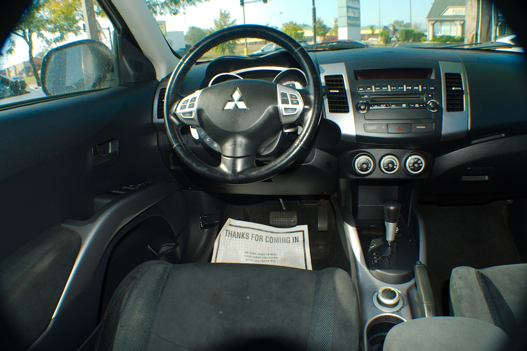 2007 Mitsubishi Outlander Silver SUV Wagon 4x4 Sale Green Oaks Hainesville Hawthorne Woods