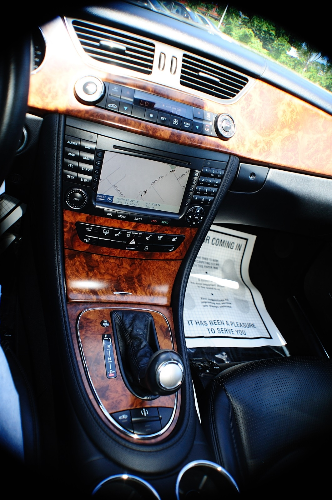 2006 Mercedes Benz CLS 55 AMG Silver Sedan Car Sale Barrington North Chicago Old Mill Creek
