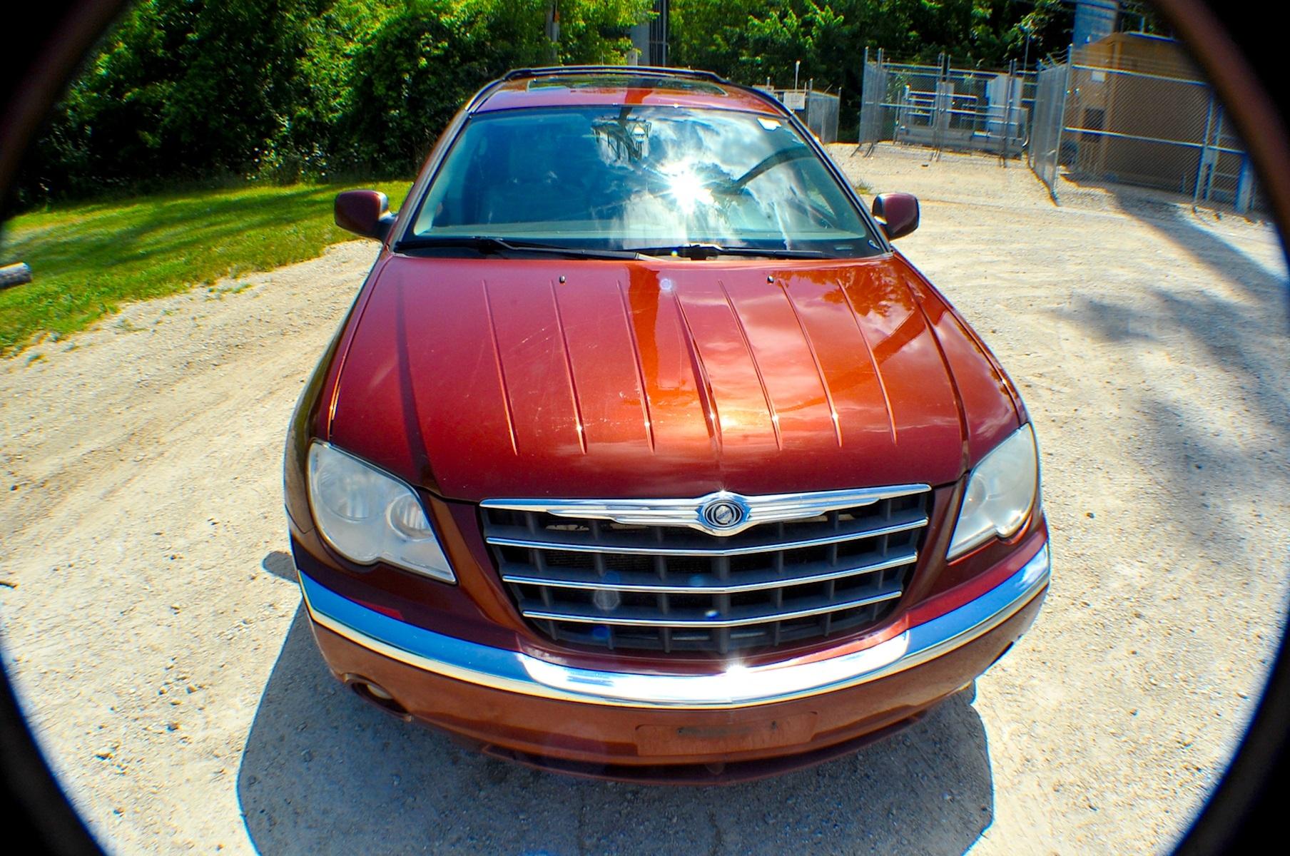 2007 Chrysler Pacifica Bronze Limited SUV Sale Gurnee Kenosha Mchenry Chicago Illinois