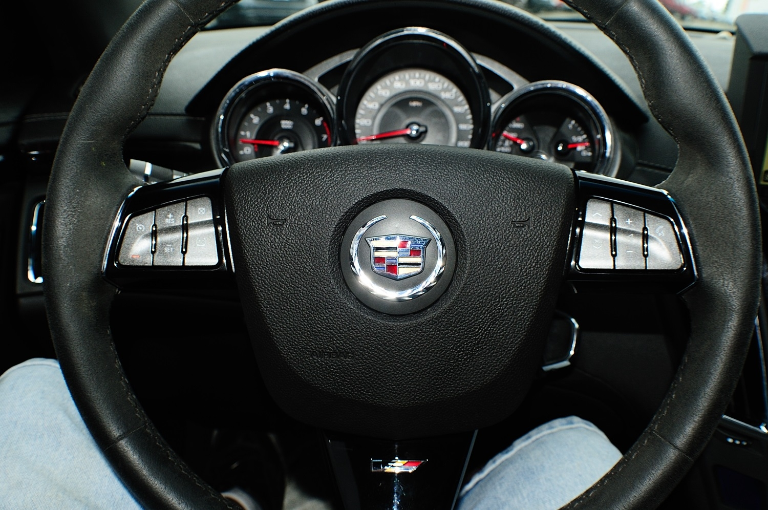 2011 Cadillac CTSV Red Supercharger Used Coupe Sale Barrington North Chicago Old Mill Creek