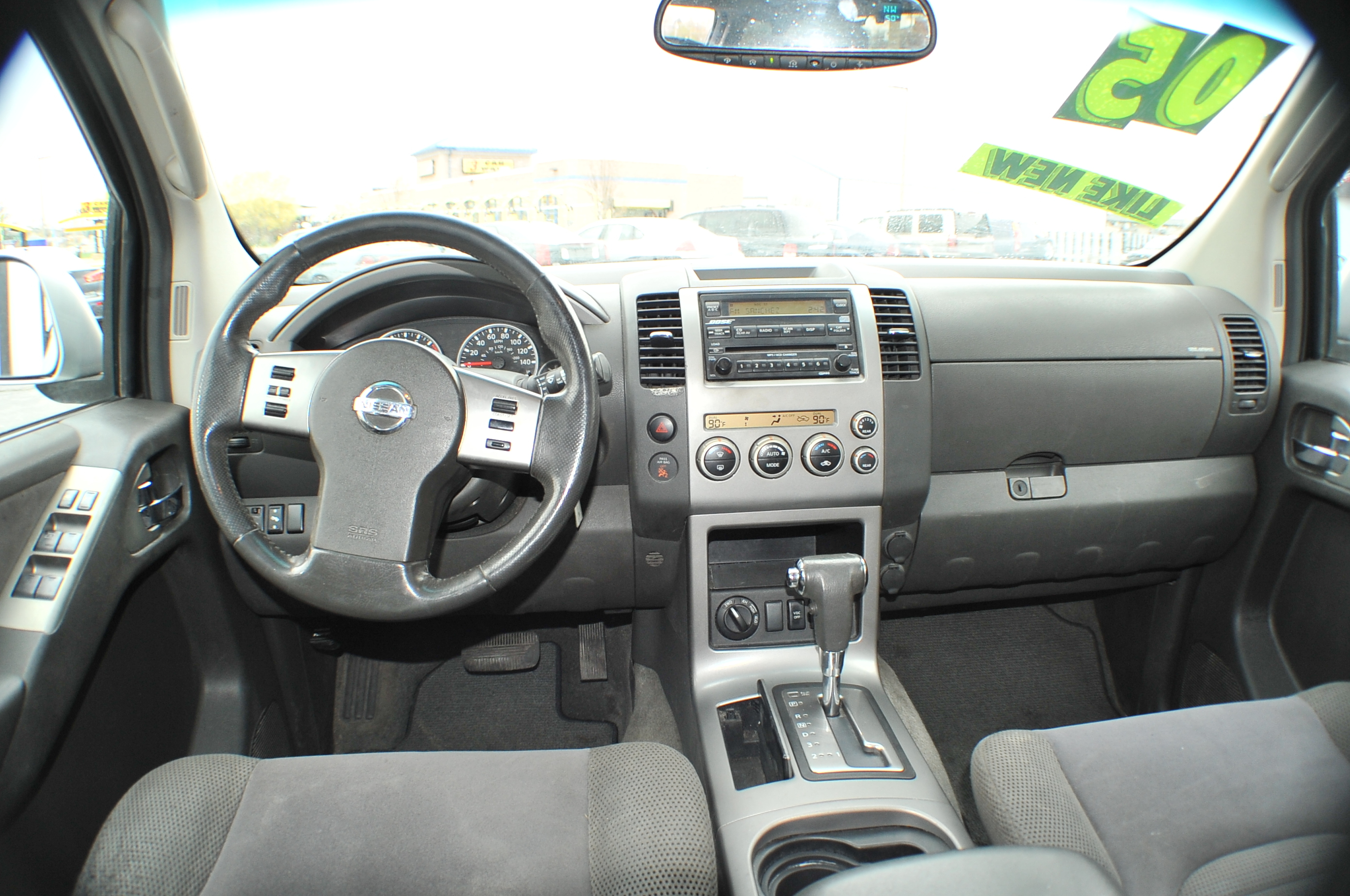 2005 Nissan Pathfinder SE Silver Used SUV 4x4 Sale Fox River Grove Grayslake Volo