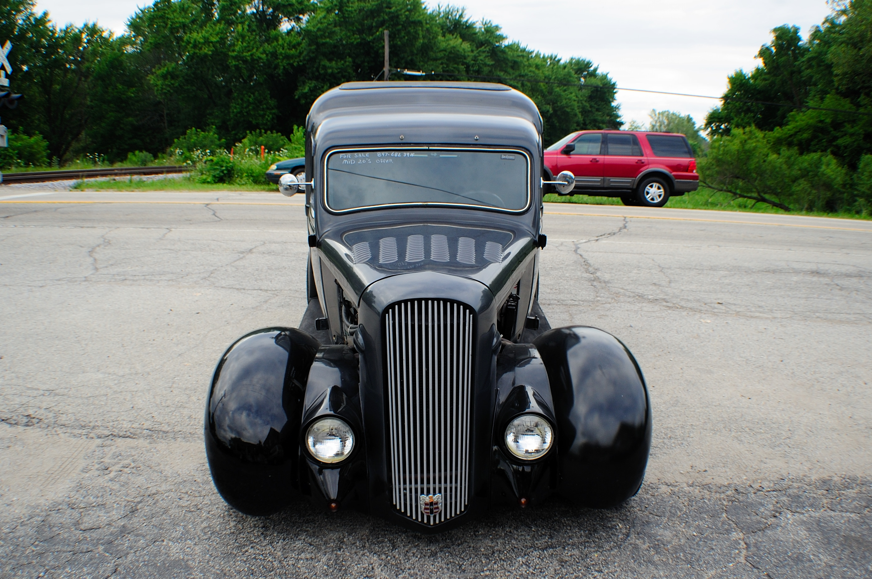 1937 Dodge Humpback Delivery Classic Street Rod Sale