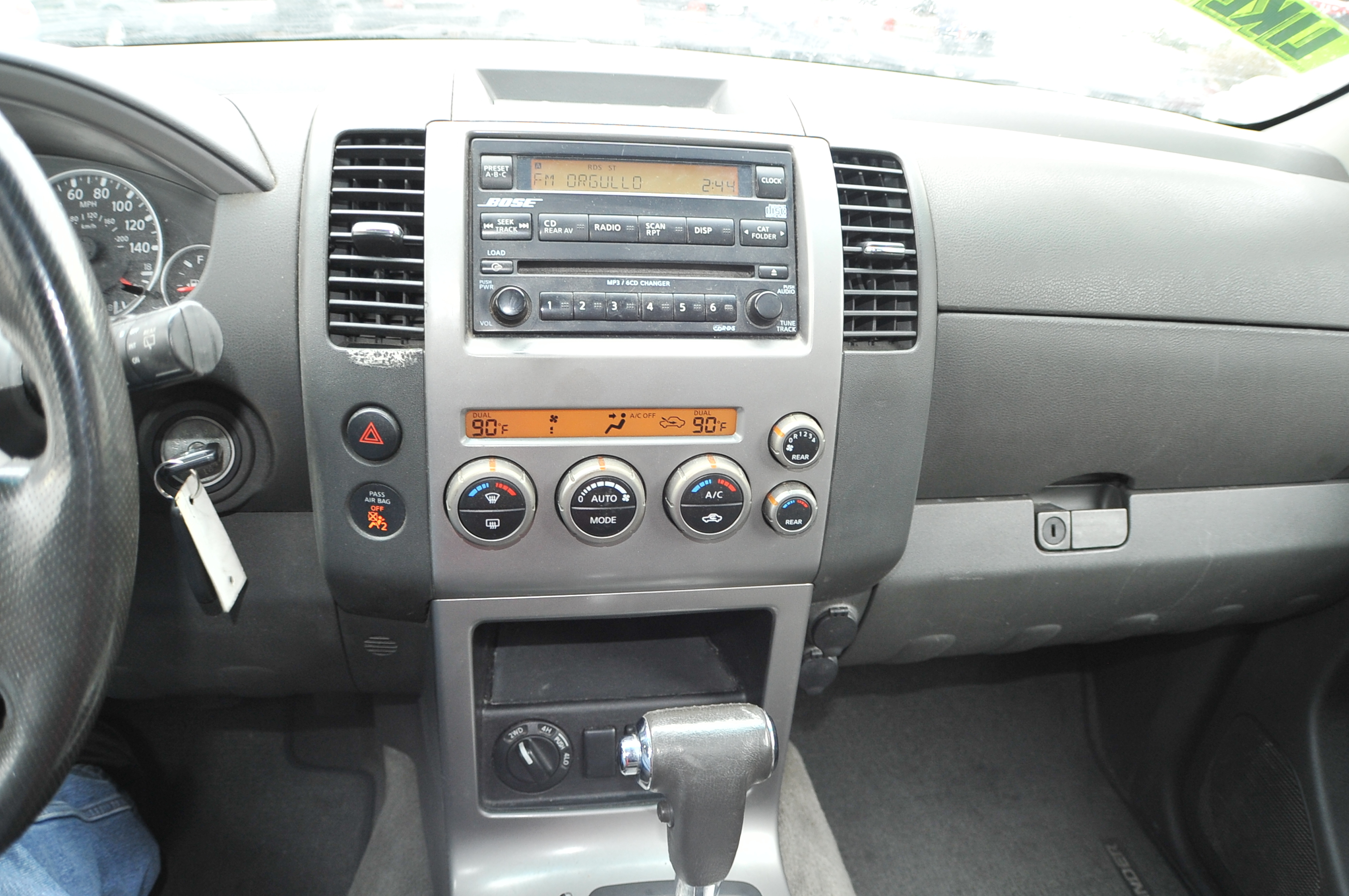 2005 Nissan Pathfinder SE Silver Used SUV 4x4 Sale Libertyville Lincolnshire Lindenhurst