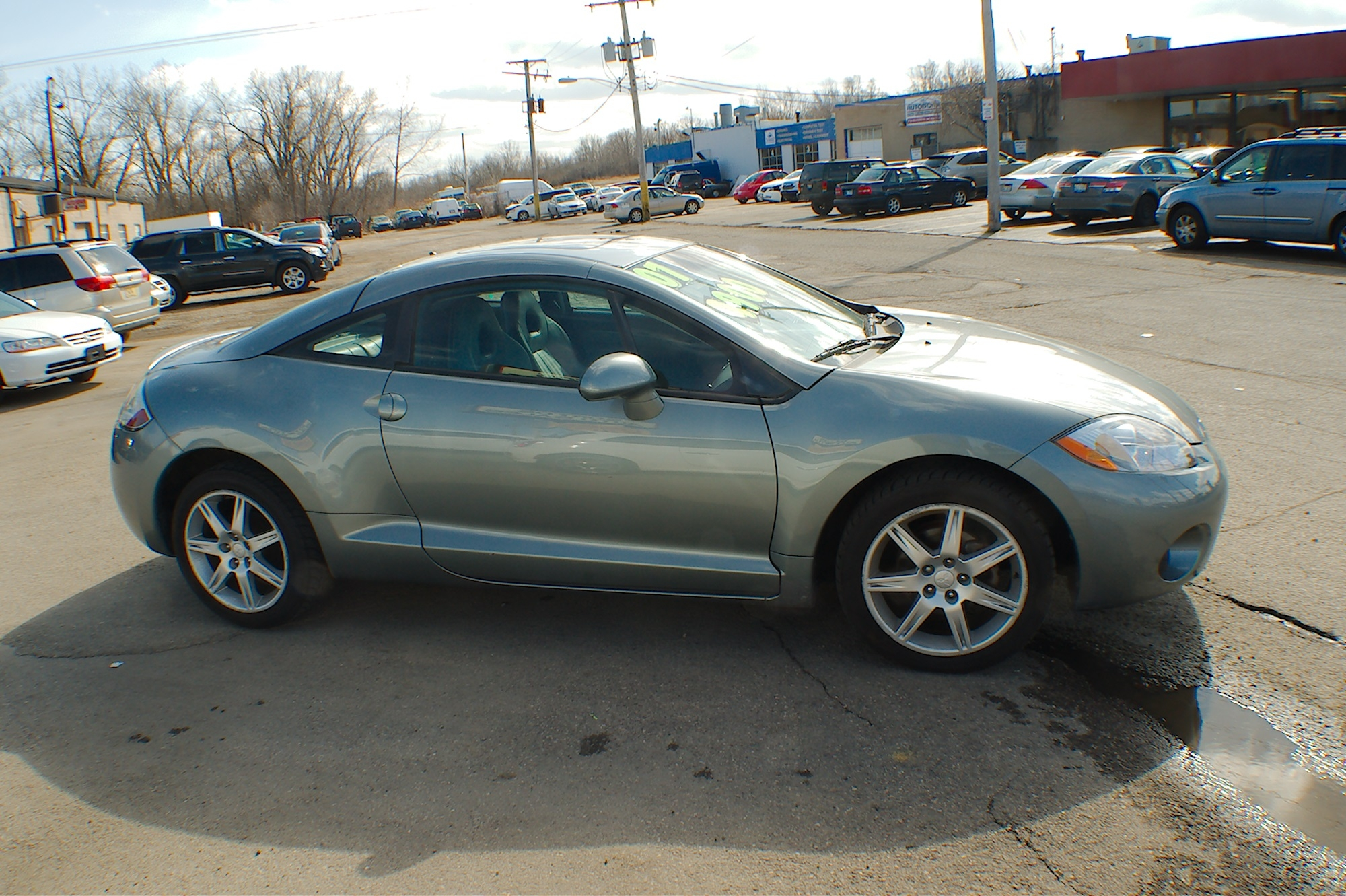 left copart silver sale gs tx carfinder in view online austin mitsubishi en for auctions lot on auto vehicle title salvage eclipse