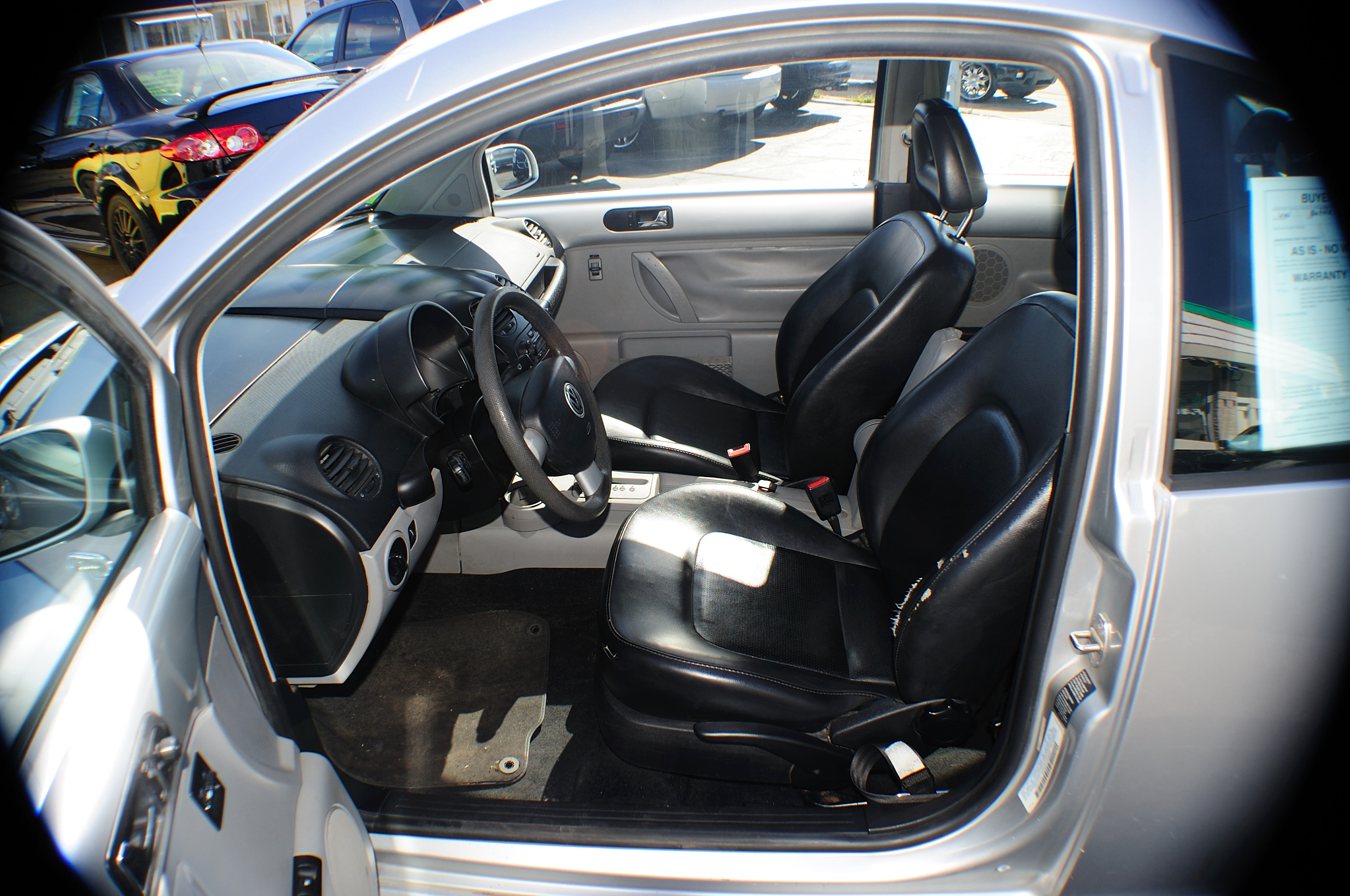 Highland Auto Sales >> 2001 Volkswagen Beetle Silver Used Car
