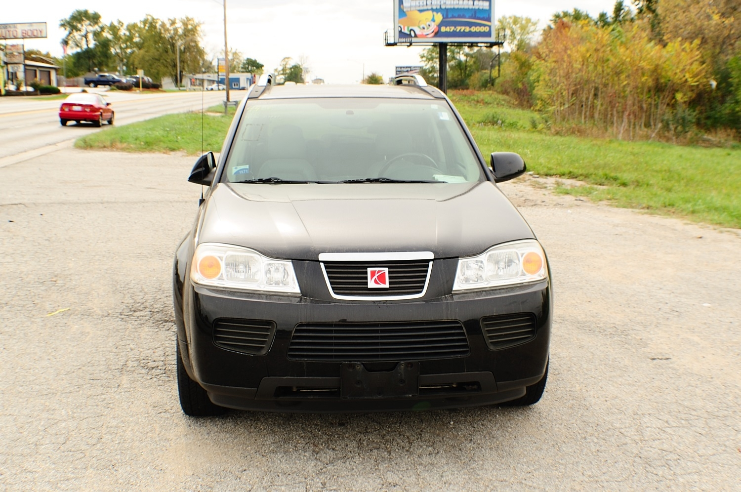 2006 Saturn Vue Black 4x2 Used SUV Used Car Sale Gurnee Kenosha Mchenry  Chicago Illinois