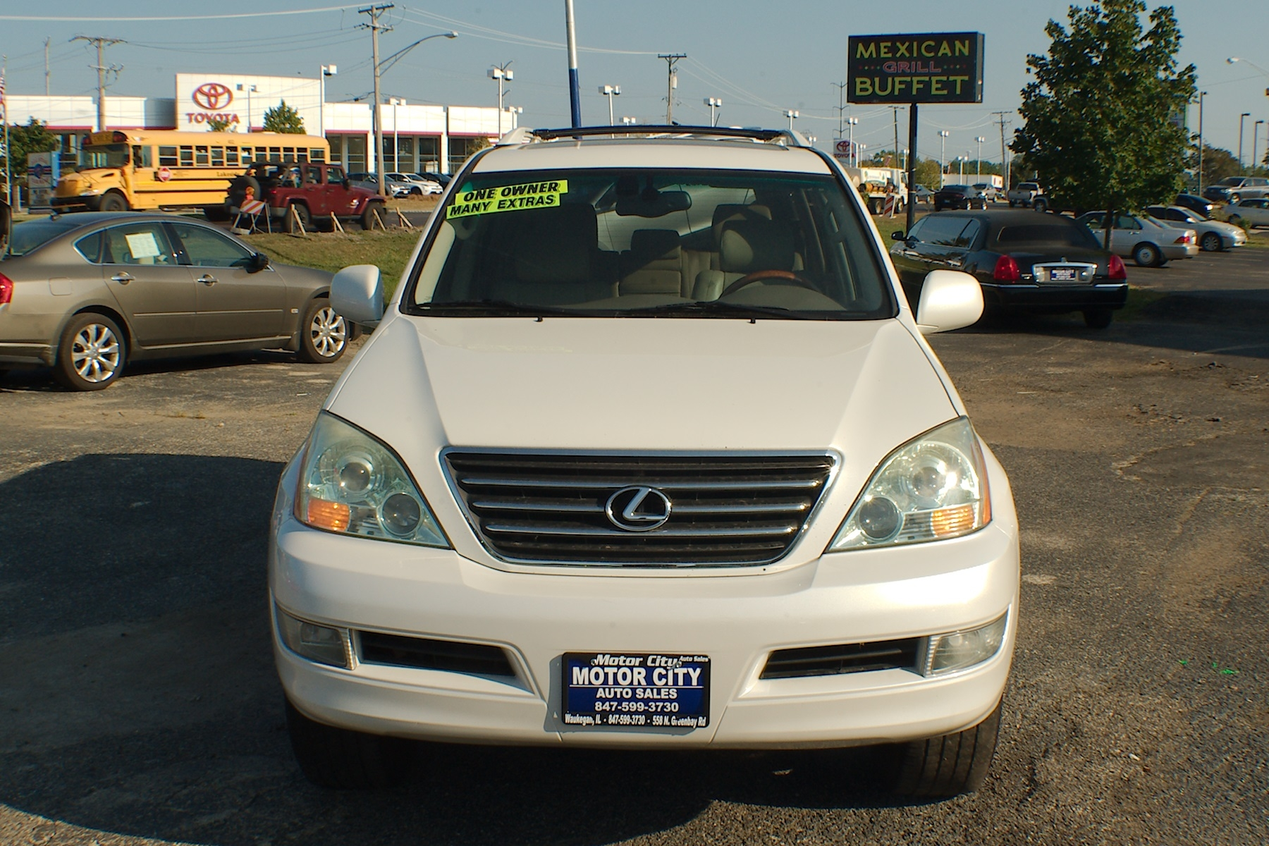 wi for view auctions title carfinder left lexus auto sale milwaukee lot gx en white in of on copart online certificate