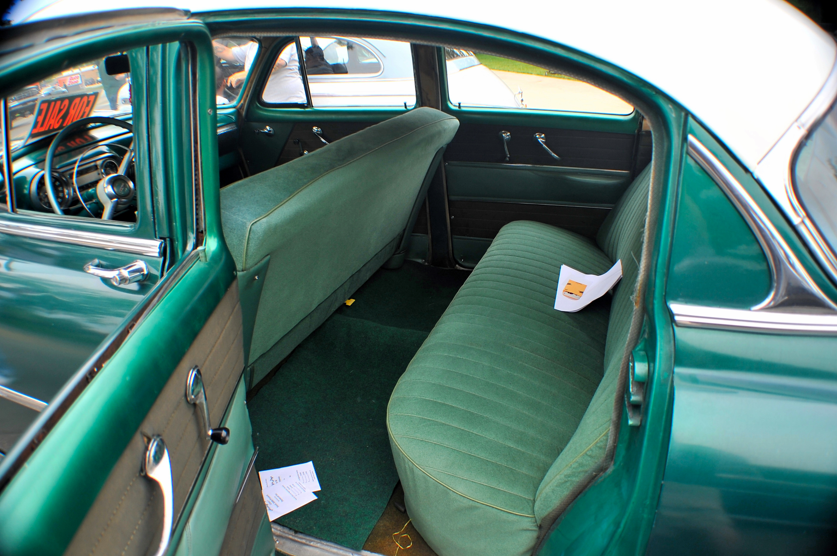 1954 Chevrolet 210 Sedan Green Classic 4 Door Chevy Sedan Sale Gurnee
