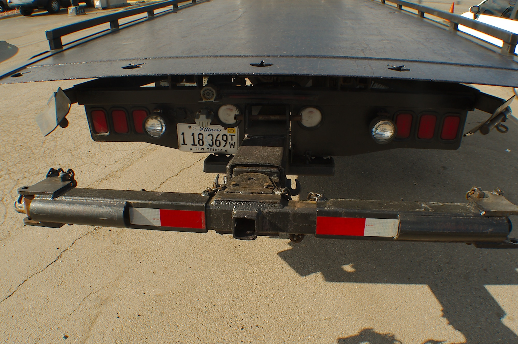 2006 Freightliner Flatbed Tow Wrecker Truck Sale Riverwoods Tower Lakes Vernon Hills