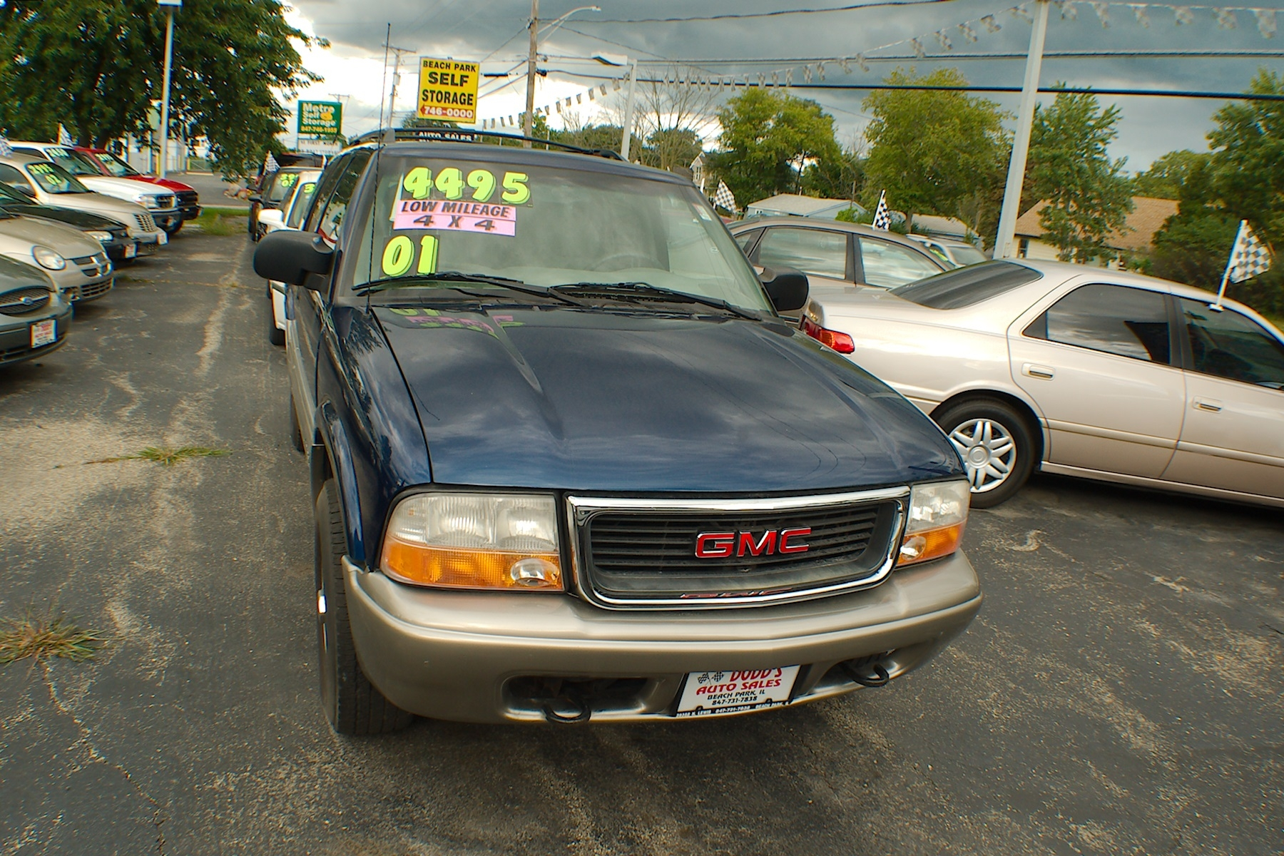 sale news for jimmy gmc