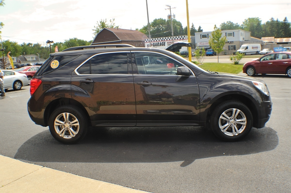 2015 chevrolet equinox lt gray awd used suv sale. Black Bedroom Furniture Sets. Home Design Ideas