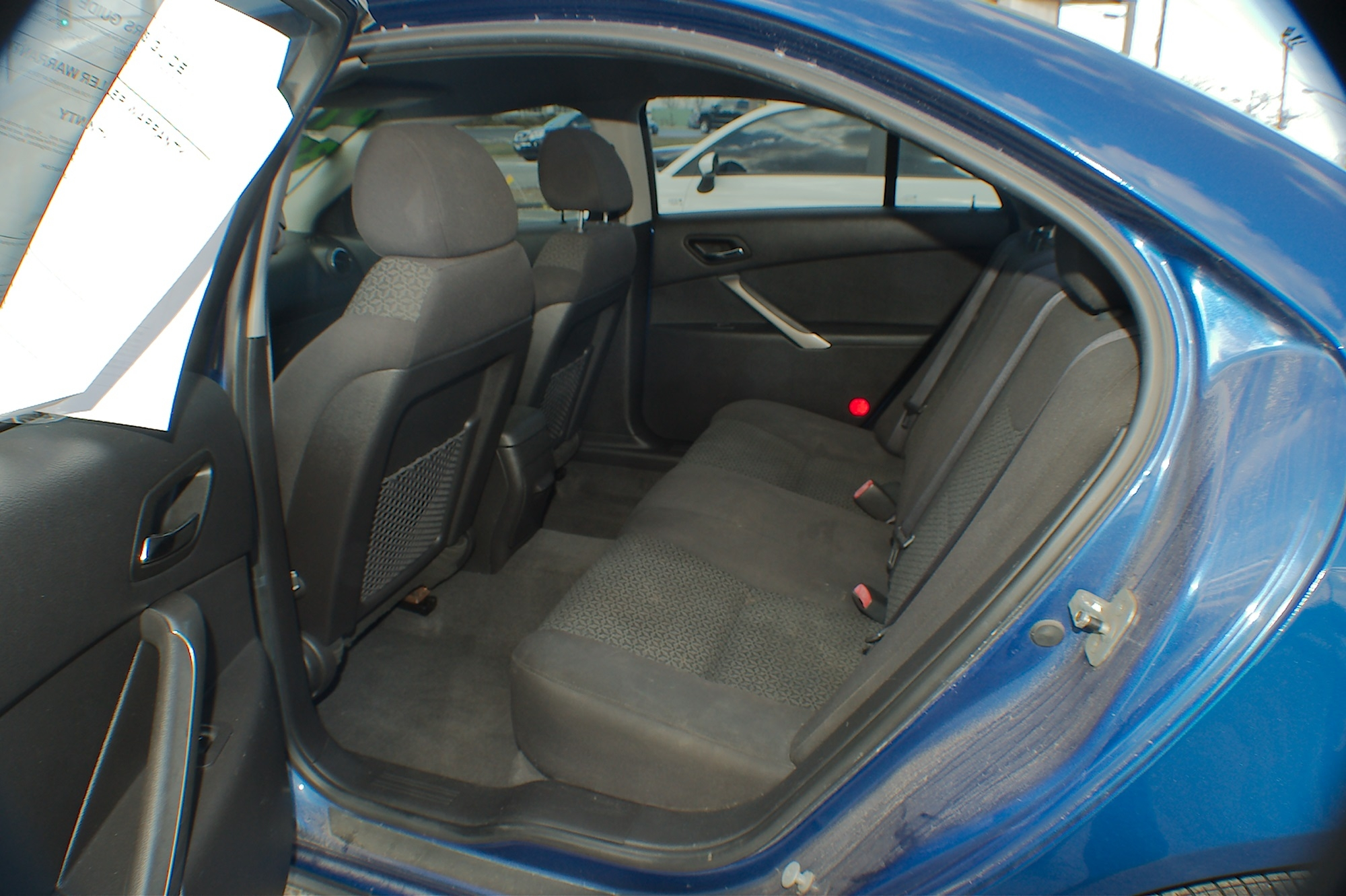 2007 Pontiac G6 Blue Sedan Used Car Sale Libertyville Lincolnshire Lindenhurst