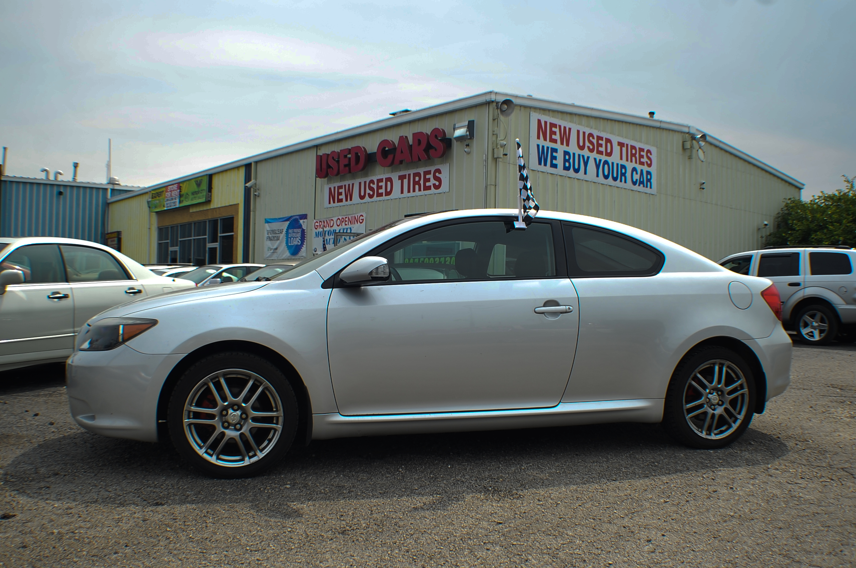 2006 scion tc manual shift coupe used car sale. Black Bedroom Furniture Sets. Home Design Ideas