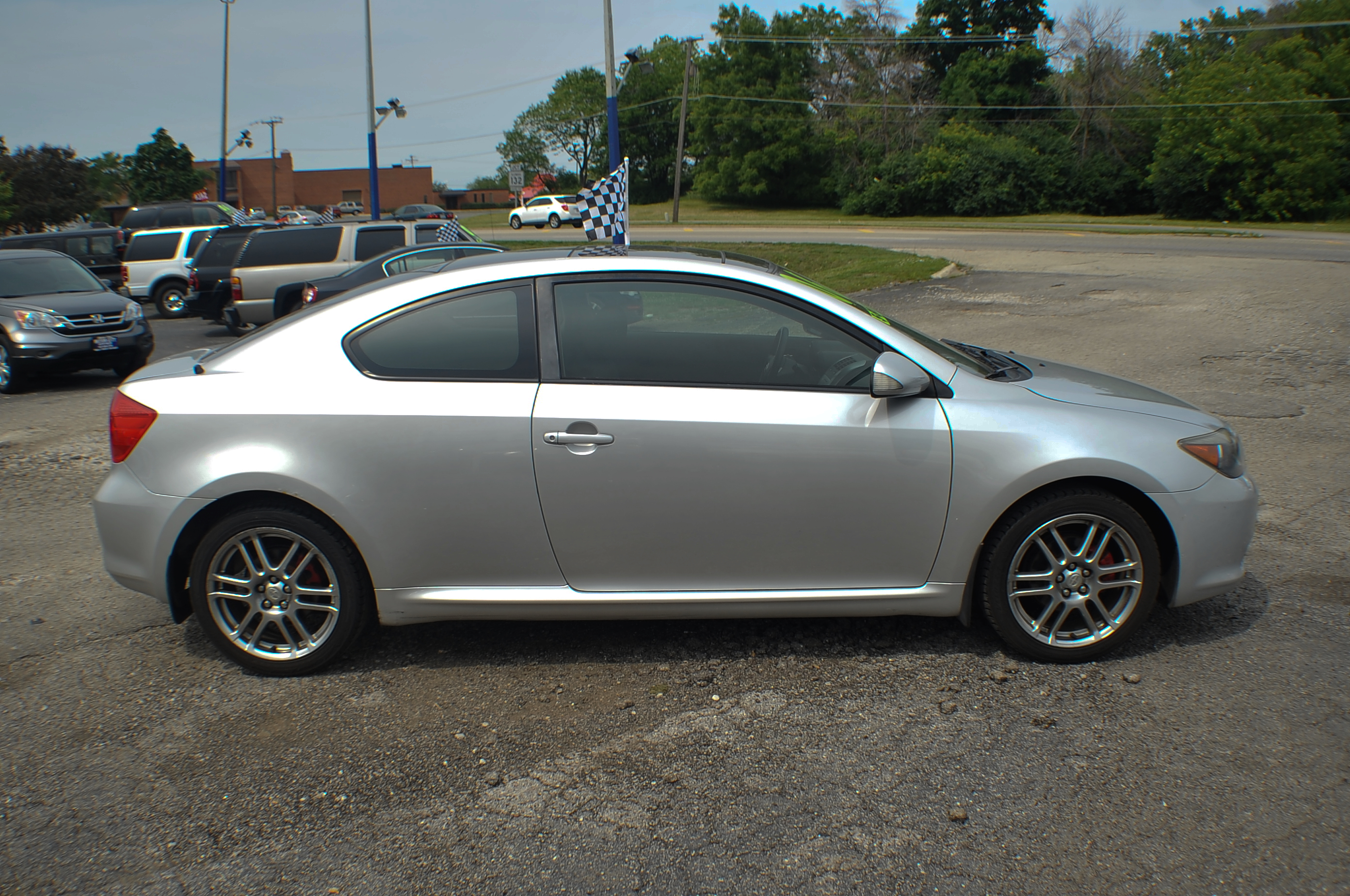 ... 2006 Scion TC Manual Shift Coupe Used Car Sale Lindenhurst Gurnee ...