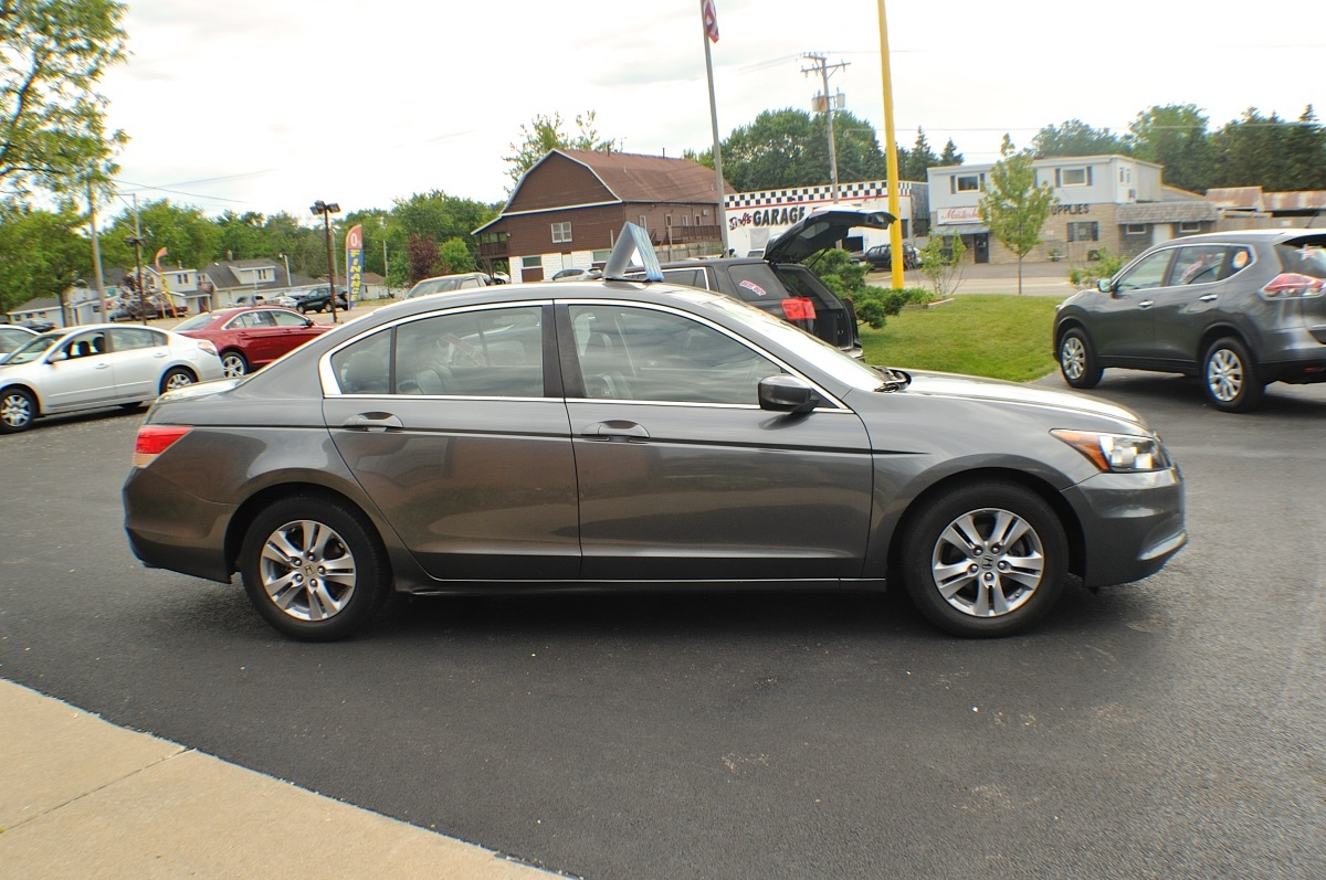 2011 Honda Accord Gray Used Special Edition Sale