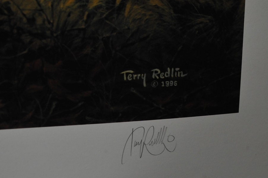 Terry Redlin Twilight Time Artist Signed Art Print Sale online