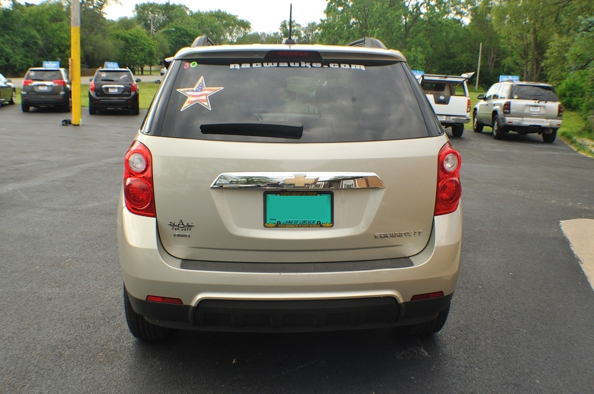 2015 Chevrolet Equinox LT Pewter AWD used SUV Sale