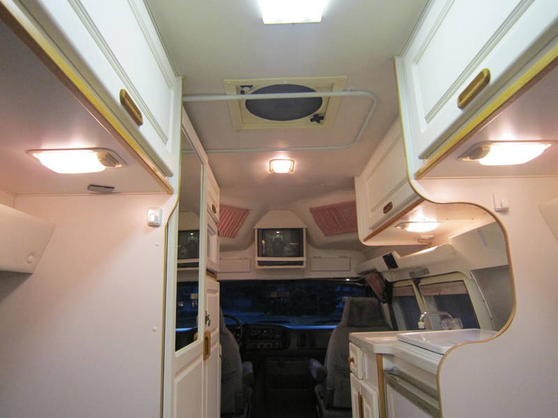 1998 Leisure Travel Freedom Wide Body Dodge Used RV Sale best camper dealer