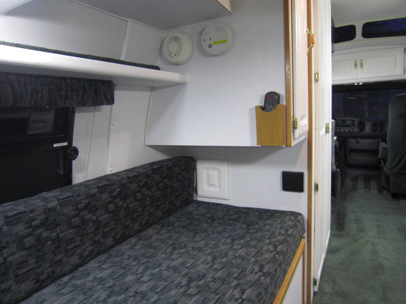 1999 Explorer Motor Homes 230XL Wide Body Dodge RV sale Lake Villa Lake Zurich Lakemoor
