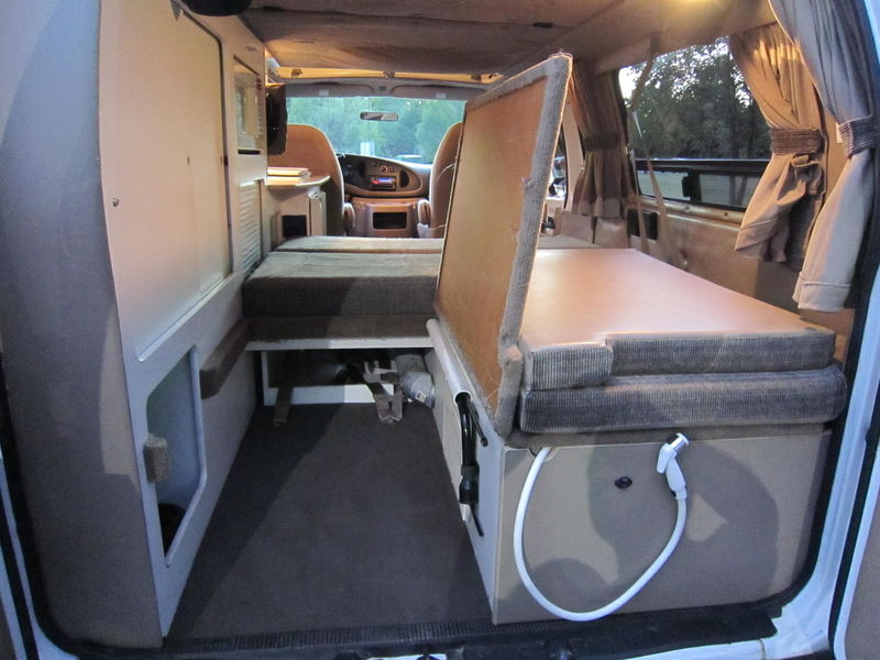 2001 Ford E250 GTRV Westy RB50 Pop Top used RV sale best deal online
