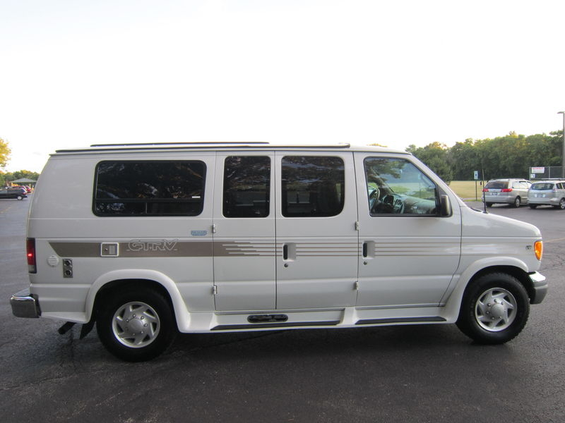 2001 Ford E250 GTRV Westy RB50 Pop Top used RV sale Fox River Grove Grayslake Volo Waucanda