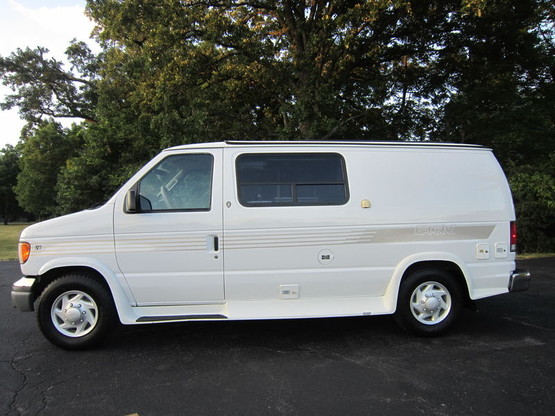 2001 Ford E250 Gtrv Westy Rb50 Pop Top Rv