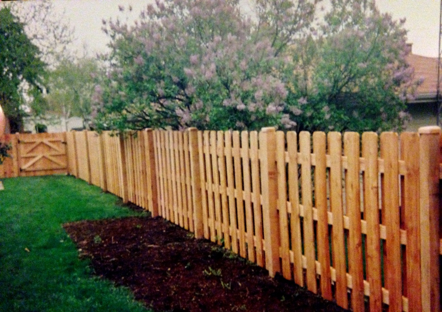 Martens fencing Lake Mchenry Cook County fence installer