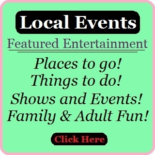 Local Events Concerts Bands Entertainment Shows Bars Specials