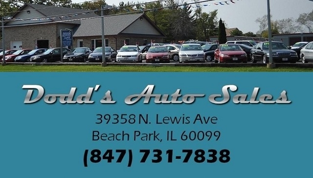 Dodds used car auto sales Beach Park Illinois