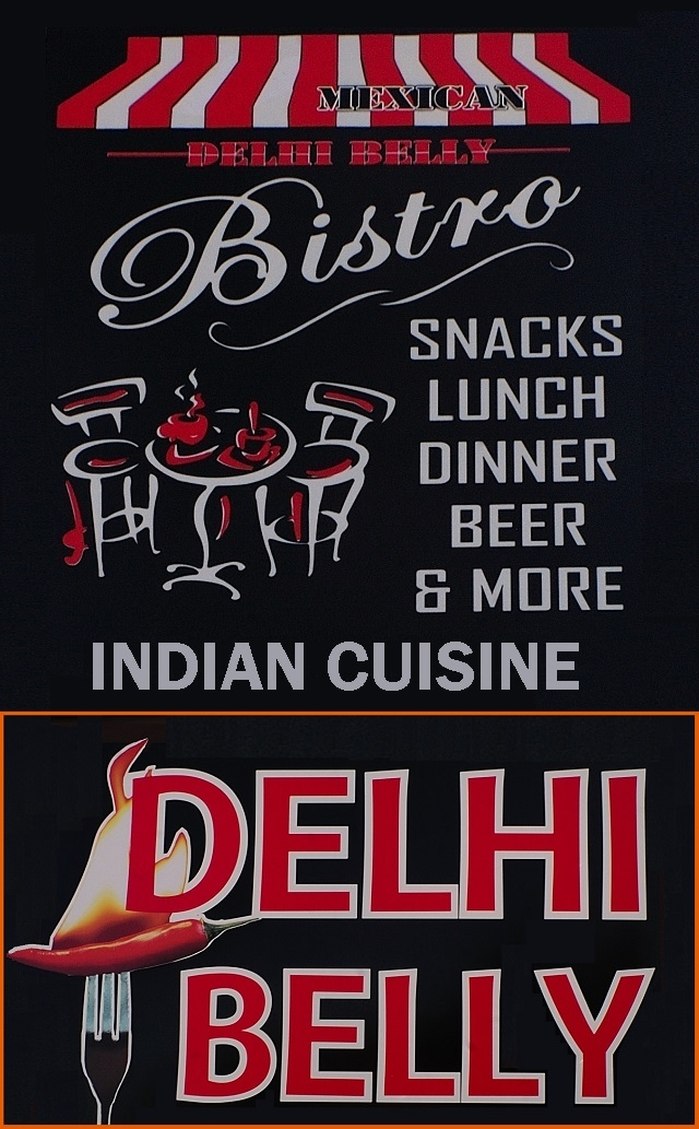 Delhi Belly Winthrop Harbor Indian dinner Bistro best hamburgers