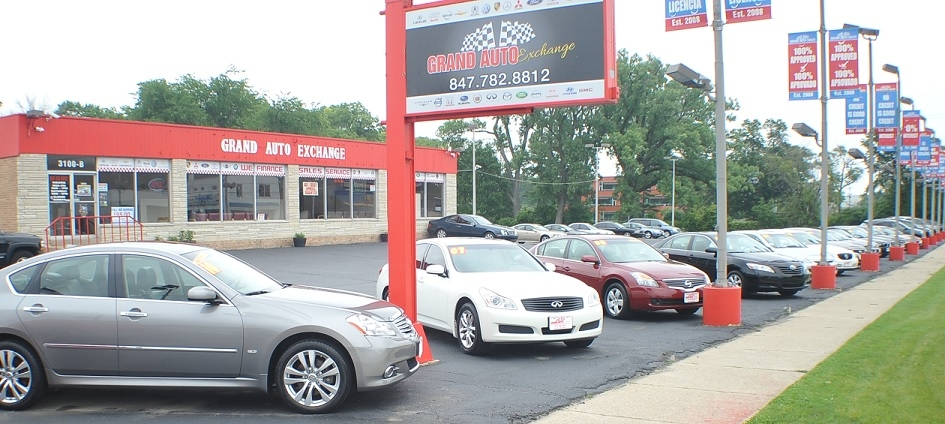 Grand Auto Exchange Waukegan Best used car truck dealer
