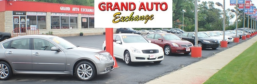 Grand Auto Exchange Waukegan Gurnee Zion Antioch Car Dealer