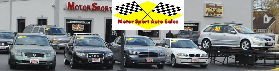 Motor Sport Auto Sales Waukegan Car Dealer Vehicle