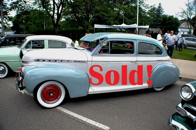 1941 Chevrolet Special Deluxe Classic 2 Door Chevy Coupe Sale Antioch Bannockburn