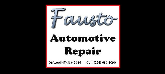 Fausto Auto repair best vehicle service Waukegan Gurnee Zion Muffler Brake repair