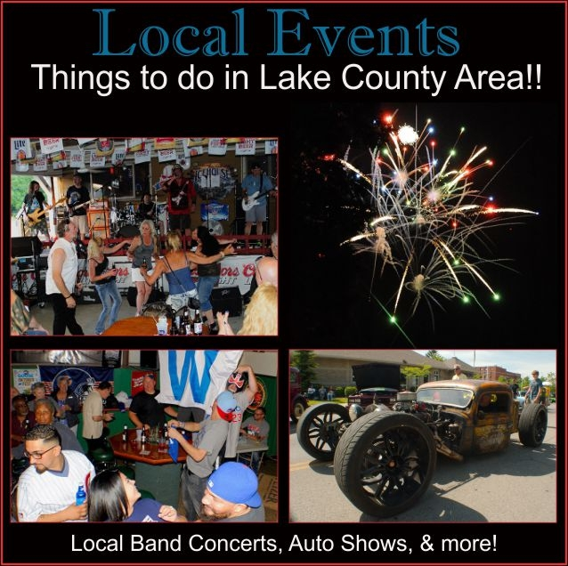 Local Events Page Concert band pages Kenosha Lake County