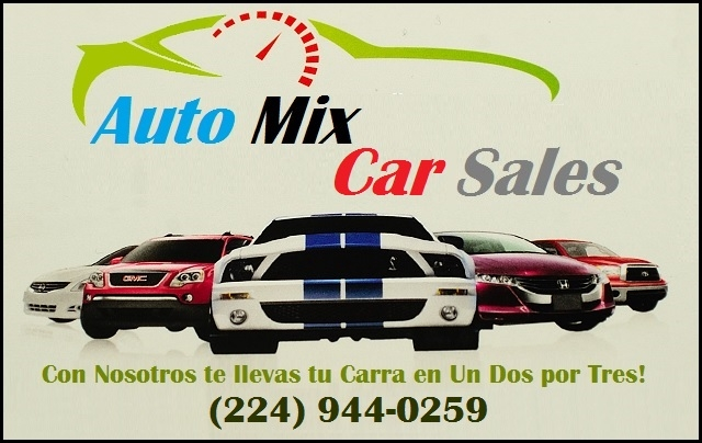 Auto Mix Car sales Waukegan used cars dealer
