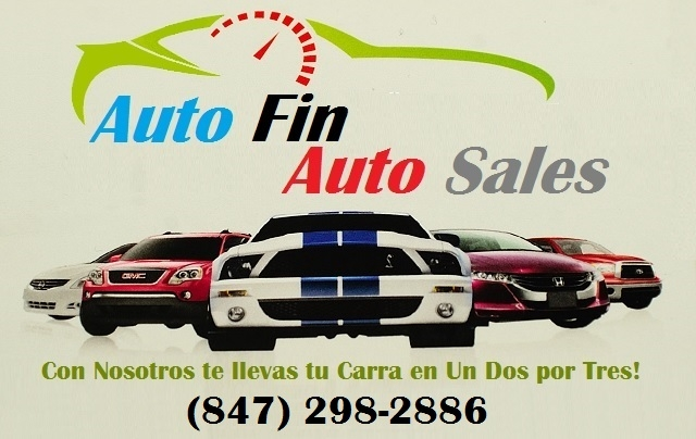 Auto Fin Auto used car dealer Mount Prospect Chicago Illinois
