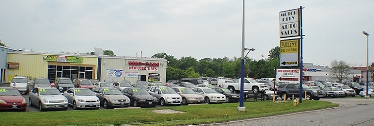 Motor City used car car sales Auto Dealer Waukegan Illinois