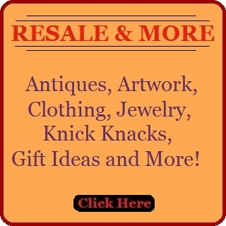 resale store online clothes art prints glassware