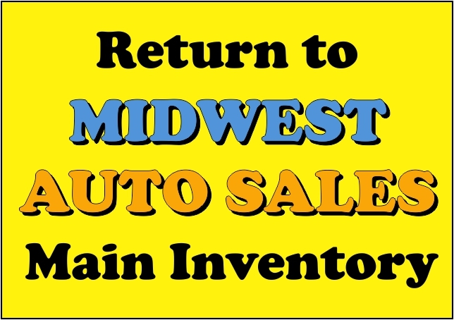 MIdwest West Auto Sales main inventory page