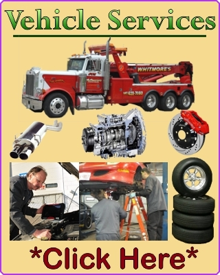 Vehicle Services auto repair towing